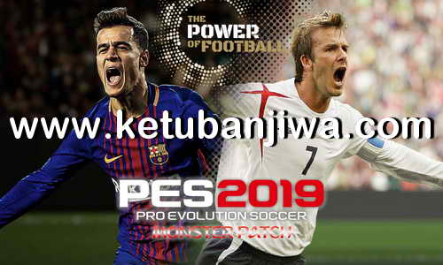 PES 2018 PS4 HEN Monster Patch CUSA08282 Summer Season 2019 Ketuban Jiwa
