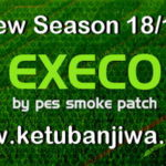 PES 2018 SMoKE Patch EXECO AIO Season 18/19 Single Link