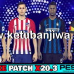 PES 2018 SMoKE Patch X23/X20 Option File 13/08/2018