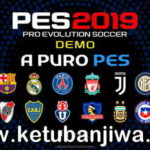 PES 2019 Demo APP Patch + Fix 1.01