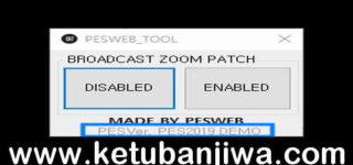 PES 2019 Demo Broadcast Camera Zoom Tools