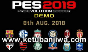 PES 2019 Demo DpFileList Generator Tools by Baris Ketuban Jiwa