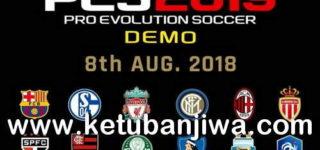 PES 2019 Demo DpFileList Generator Tools