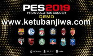 PES 2019 Demo Increase Game Time Tool Sider 5.0.0 by Juce Ketuban Jiwa
