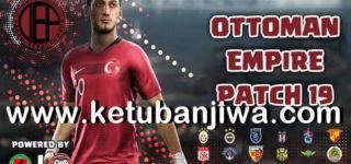 PES 2019 Demo Ottoman Empire Patch v1 + Fix