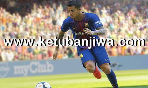 PES 2019 Demo PC Game Play For PES 2017 by kk-adds Ketuban Jiwa