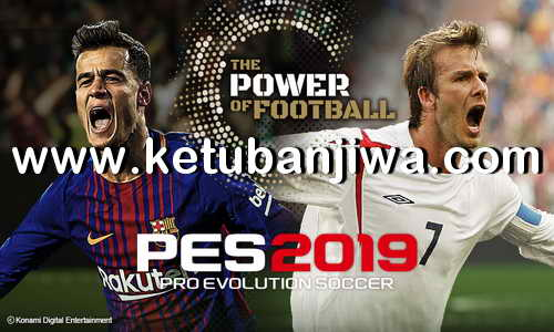 PES 2019 English Callname Update v1 by Predator002 Ketuban Jiwa
