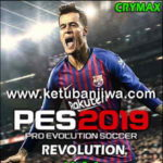 PES 2019 PS2 CRYMAX 0.1 ISO Season 18/19