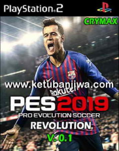 PES 2019 PS2 CRYMAX Beta 0.1 ISO Files Ketuban Jiwa