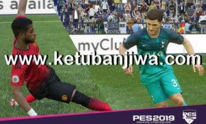 PES 2019 PS4 English Premier League Option File by PES World Ketuban JIwa