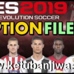 PES 2019 PS4 Pes Vício BR Option File v1