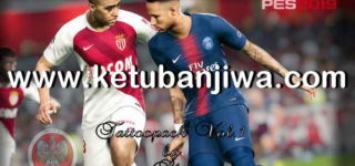 PES 2019 TattooPack Vol. 1 by Sho Ketuban Jiwa