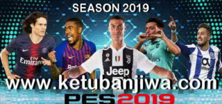 PES 2018 PS3 Monster Patch v6 AIO Season 2019
