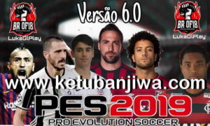 PES 2018 XBOX360 Ultimate BR OF Patch AIO + Update 6.0