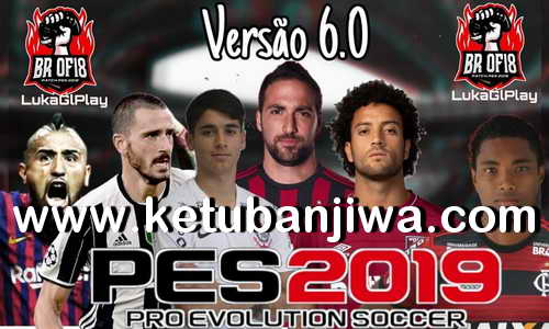 Download PES 2018 Ultimate BR OF Patch AIO + Update 6.0 For XBOX 360 by Lukaglplay Ketuban Jiwa