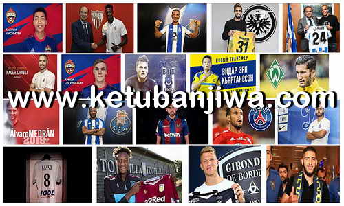 FIFA 14 Deadline Day Full Summer Transfer Season 18-19 by IMS Ketuban JIwa