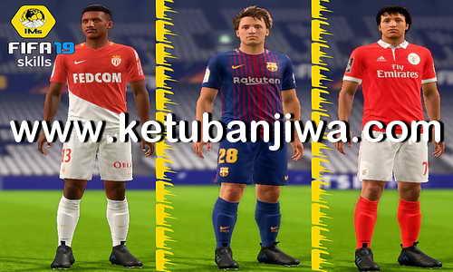 FIFA 18 Squad Update 19 September 2018 Original + Crack by IMS Ketuban JIwa