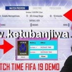 FIFA 19 Demo Increase Match Time Tool