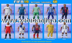 FIFA 19 Squad Update 27 September 2018 by IMS ketuban Jiwa