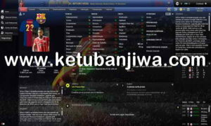 Football Manager 2018 FM18 Update Full Summer Transfer Season 18-19 Ketuban Jiwa