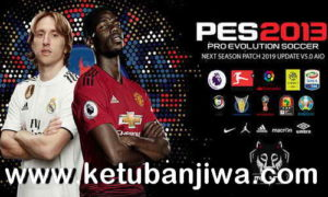 PES 2013 Next Season Patch 2019 Update 5 AIO