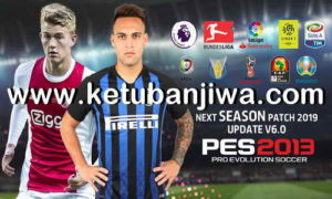 PES 2013 Next Season Patch 2019 Update 6