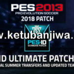 PES 2013 PES-ID Ultimate Patch 7.0 AIO Season 2019