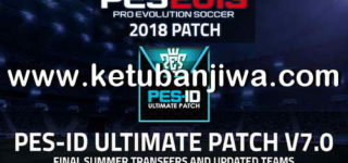 PES 2013 PES-ID Ultimate Patch 7.0 AIO Season 2019