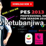 PES 2013 Professional Small Patch Season 2019