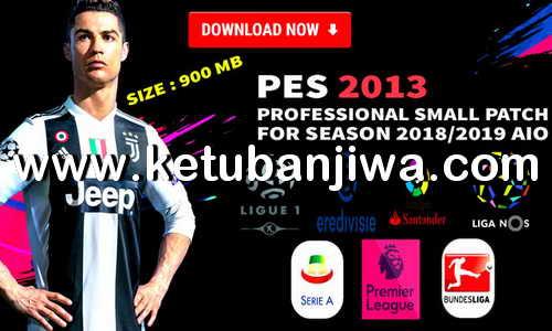 PES 2013 Professional Small Patch Season 2019