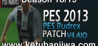 PES 2013 Rudrex Patch 4.0 AIO Season 2019
