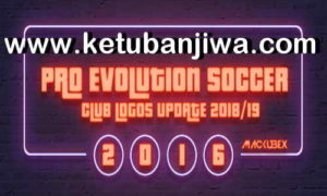 PES 2016 Logos Update New Season 2018-2019 by Mackubex Ketuban Jiwa