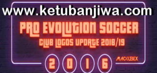 PES 2016 Logos Update New Season 2018/2019