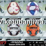 PES 2017 Big Ball Pack Season 18/19