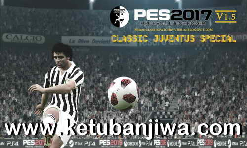 PES 2017 Classic Patch 1.5 by Vieri32 Ketuban Jiwa
