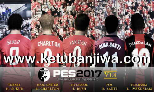 PES 2017 Classic Patch v1.4 by Vieri32 Ketuban Jiwa