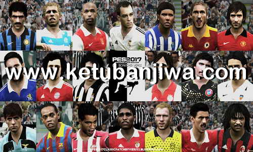 PES 2017 Classic Patch v2.0 AIO by Vieri32 Ketuban Jiwa