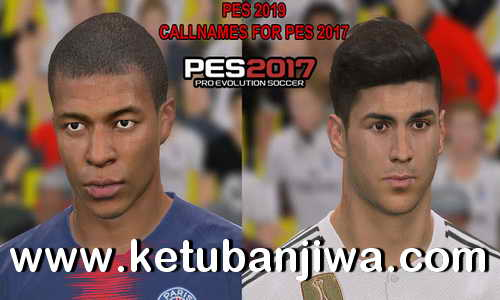 PES 2017 Commentary + Callnames Converted From PES 2019 by Micano4u Ketuban Jiwa
