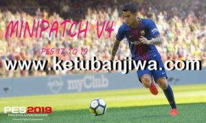 PES 2017 MiniPatch v4 AIO Season 2019