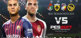 PES 2017 Next Season Patch 2019 Update 5.0 AIO