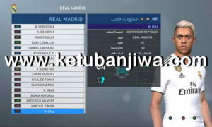PES 2017 Option File Full Summer Transfer 2018 For Professionals Patch 4.4 by Hatem Fathy Ketuban Jiwa