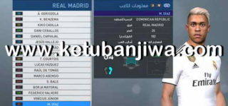 PES 2017 Professionals 4.4 Full Summer Transfer 18/19