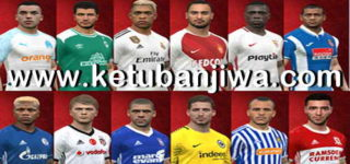 PES 2017 SMoKE 9.8.4 Option File Full Summer Transfer 2018