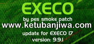 PES 2017 SMoKE Patch EXECO 9.9.1 Update 08/09/2018
