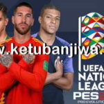PES 2017 UEFA Nations League Mod 18/19