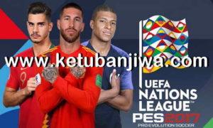 PES 2017 UEFA Nations League Mod 18/19