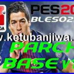 PES 2018 PS3 Base Patch 1.0 + 1.1 + Fix Season 2019