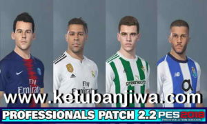 PES 2018 Option File Update Full Summer Transfer 2018 For Professionals Patch v2.2 by Eno Patch Ketuban Jiwa