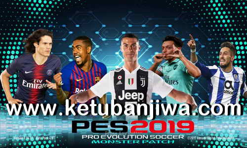 PES 2018 PS4 HEN Monster Patch Final Summer Season 2019 Fix Update AIO Ketuban Jiwa