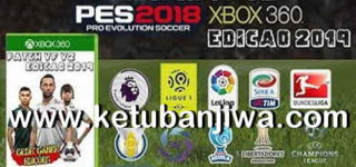 PES 2018 XBOX 360 VF Patch v2 AIO Season 2019